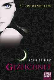 gezeichnet house of night