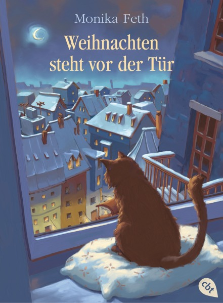 Weihnachten steht vor der Tuer von Monika Feth